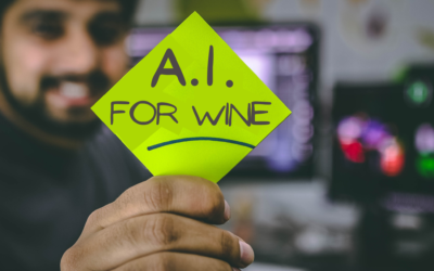 Unexpected Ways AI is Used in the Wine Industry